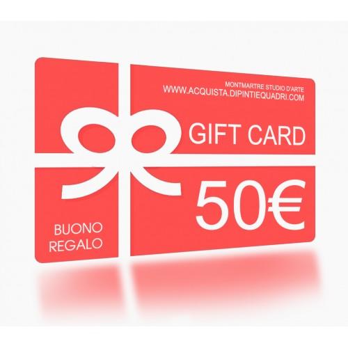 GIFT CARD Acquista un buono regalo